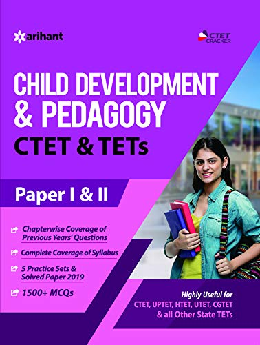 CTET and TETs Child Development and Pedagogy Paper 1 and 2 2020