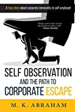 Bargain eBook - Self Observation and Path To Corporate Escape
