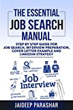 Bargain eBook - The Essential Job Search Manual