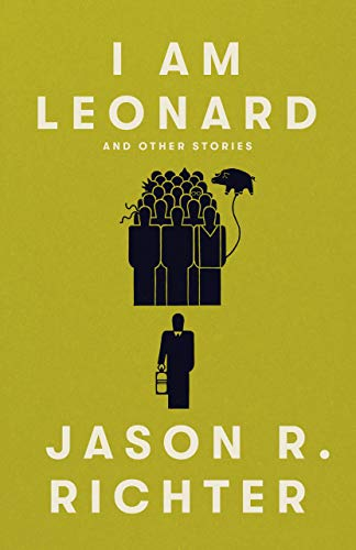 Free eBook - I am Leonard  And Other Stories