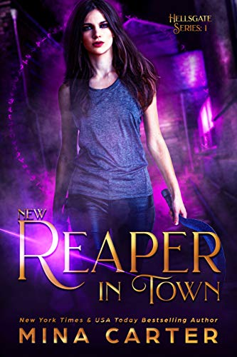 Free eBook - New Reaper in Town