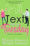 Bargain eBook - Text Me on Tuesday