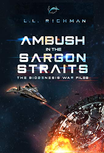 Free eBook - Ambush in the Sargon Straits
