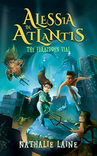 Free eBook - Alessia in Atlantis  The Forbidden Vial