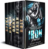 Bargain eBook - Iron Thunder MC Collection