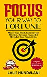 Bargain eBook - Focus Your Way To Fortune