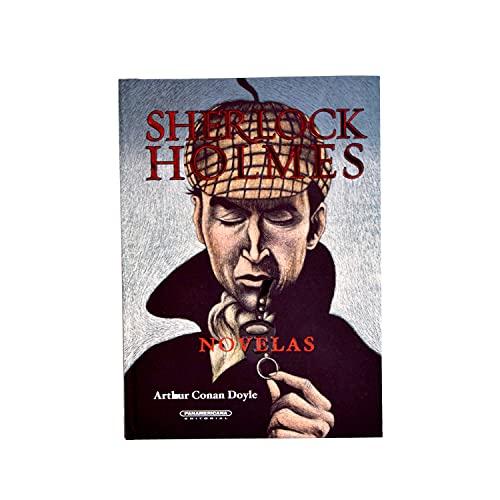 #Libro Sherlock Holmes: Novelas por sólo 1,42€