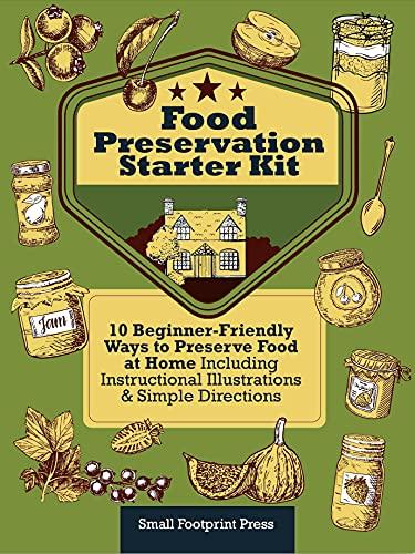 Free eBook - Food Preservation Starter Kit