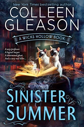 Free eBook - Sinister Summer