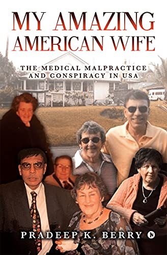 Free eBook - My Amazing American Wife