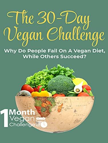 Free eBook - 30 Days Vegan Challenge