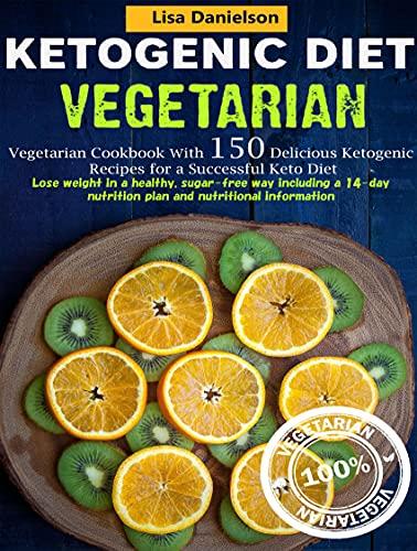 Free eBook - Ketogenic Diet Vegetarian Cookbook