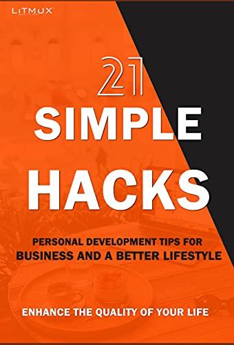 Free eBook - 21 Simple Hacks