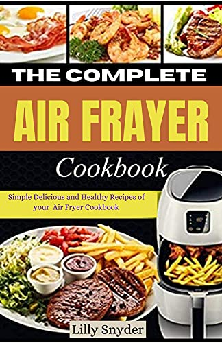 Free eBook - The Complete Air Fryer Cookbook