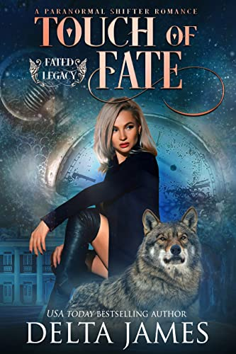Free eBook - Touch of Fate
