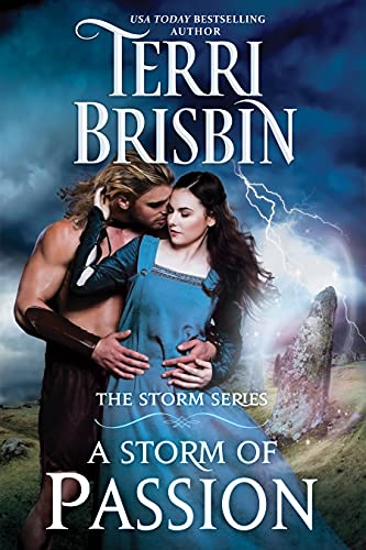 Free eBook - A Storm of Passion