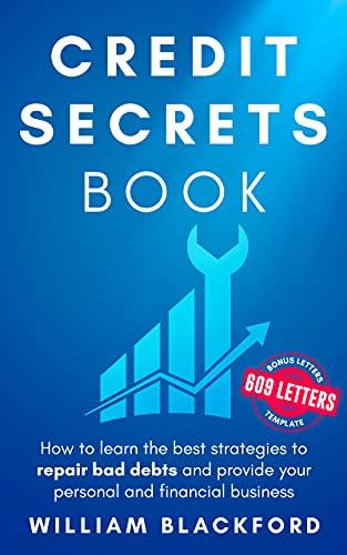 Free eBook - Credit Secrets Book