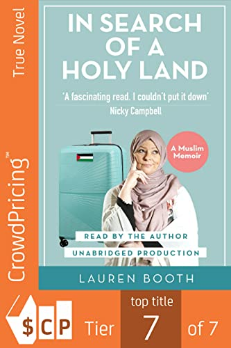 Free eBook - In Search Of A Holy Land