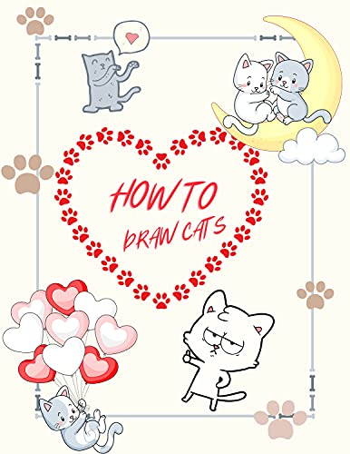Free eBook - How To Draw Cats