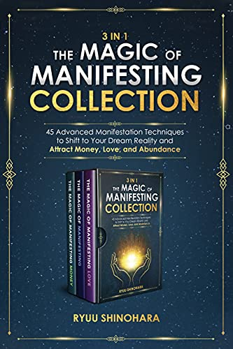 Bargain eBook - 3 IN 1  The Magic of Manifesting Collection