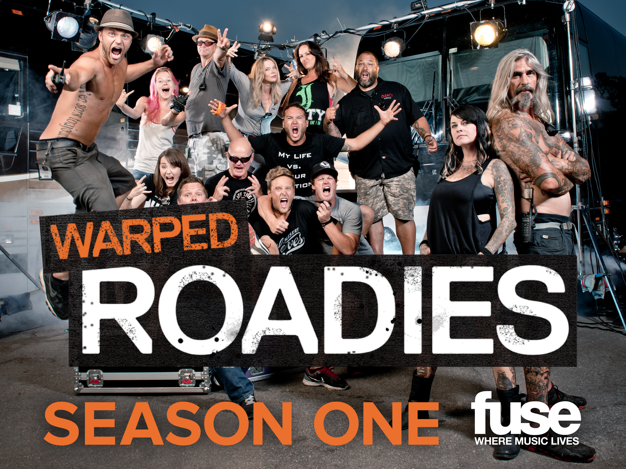Tv Guide Montreal >> Watch Warped Roadies Season 1 Episode 4 Montreal On Fuse 2013