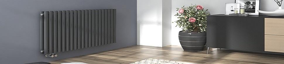 1045W Vertikal Heizk/örper Design Paneelheizk/örper 1600x540mm Wei/ß flach Einreihig Mittelanschluss Heizung