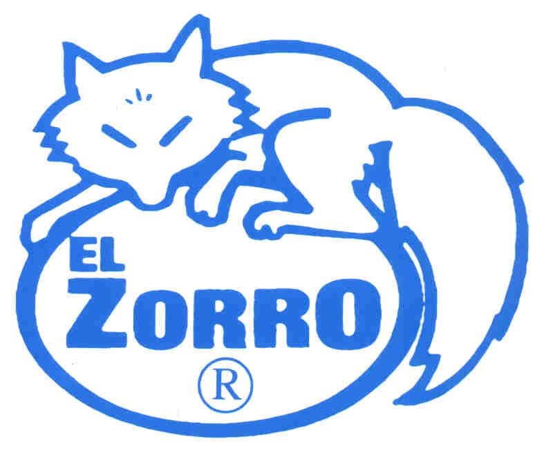 130 x 56 mm Imex El Zorro 73109 Manilla rizada