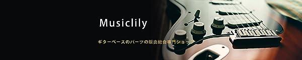 Amazon.co.jp_ Musiclily_ ピックガード