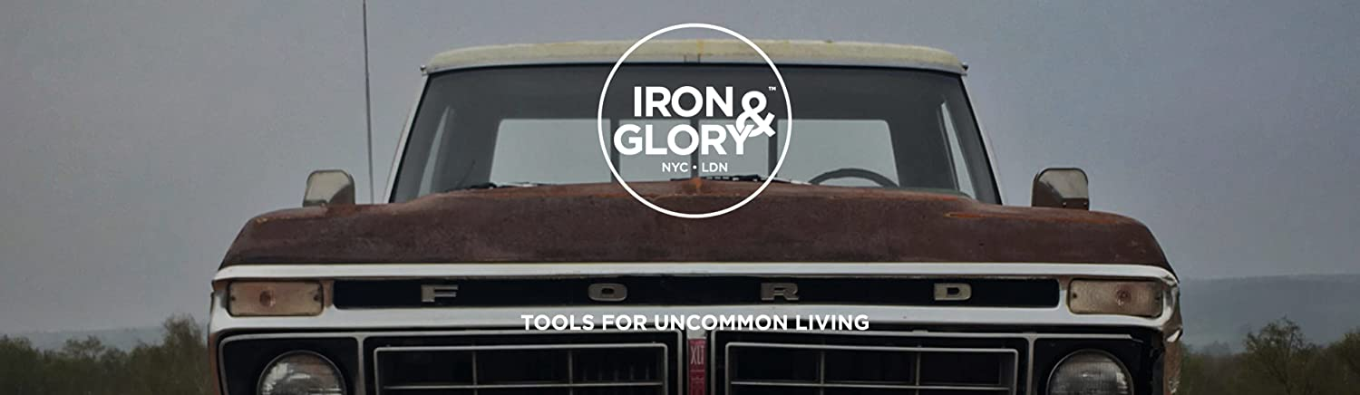 Iron And Glory image
