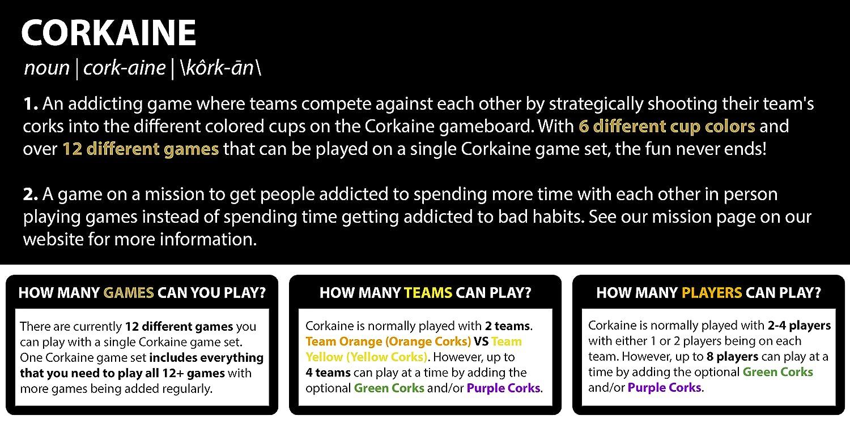 Amazon com: Corkaine