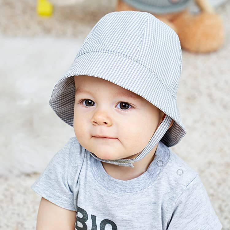 74ebd5f8b282f Keepersheep Baby Boys Sun Bucket Hat