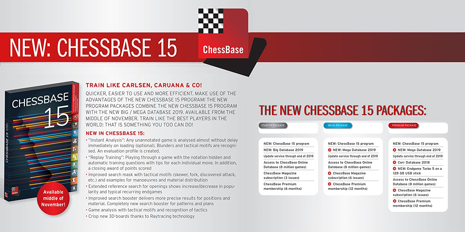 Amazon com: ChessBase