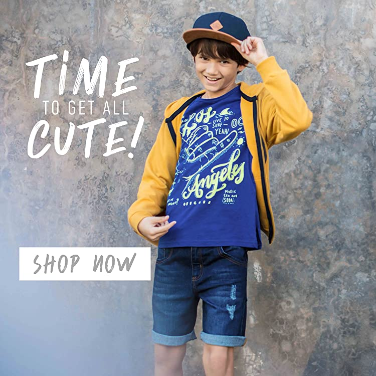 Big Boy Trendy Stylish Short Sleeve Tshirt