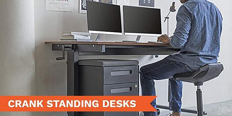 Superb Amazon Com Stand Up Desk Store Home Interior And Landscaping Ponolsignezvosmurscom