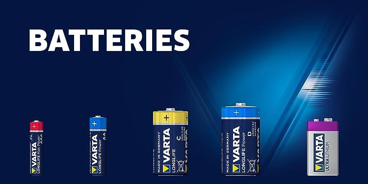 Amazon.co.uk: Varta Consumer Batteries