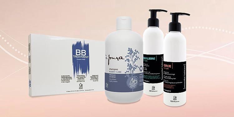 L utilizzo di trattamenti specifici per capelli è necessario quando la  fibra capillare o il cuoio capelluto appaiono alterati (forfora a724062c8e2e