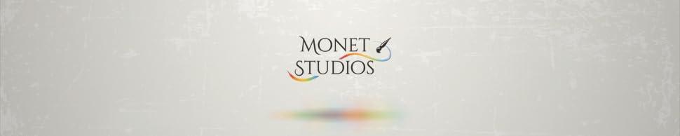 Monet Studios header