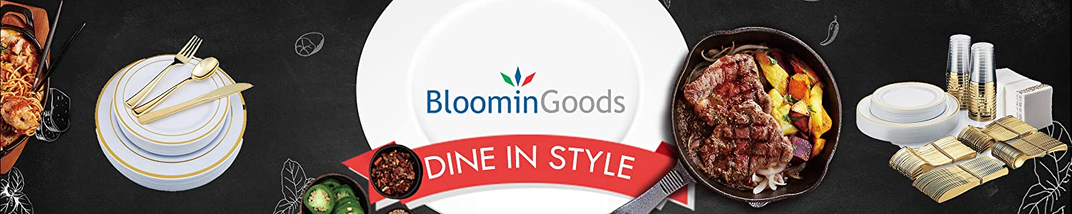 BloominGoods header