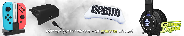 Gamers Digital image