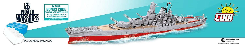 Amazon com: Cobi Toys, LLC: World of Warships