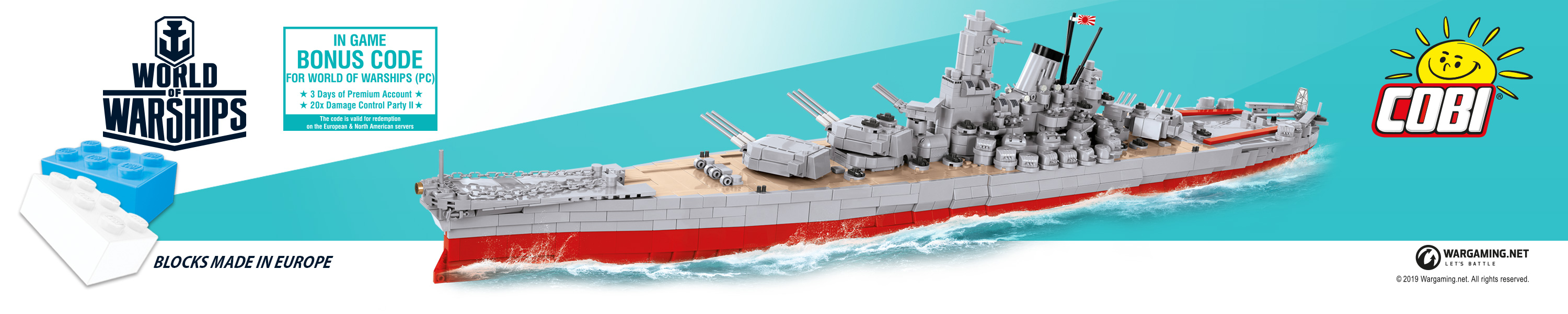 Amazon com: Cobi Toys, LLC: World of Warships