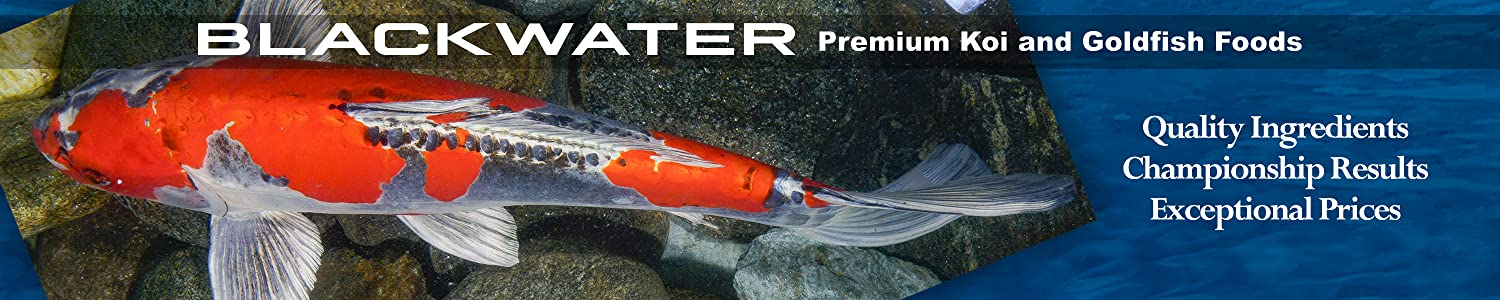 Blackwater Premium Koi and Goldfish Foods image