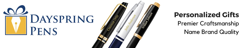 Dayspring Pens header