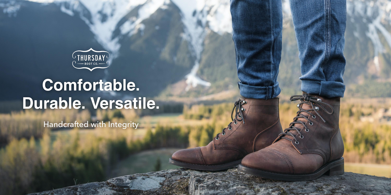 Amazon.com: Thursday Boot Company