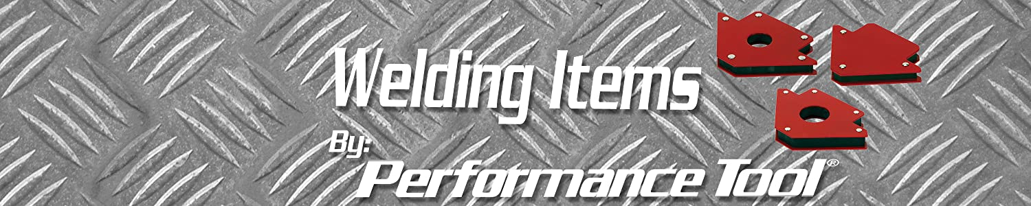 Performance Tool Shop Equipment Welding Items