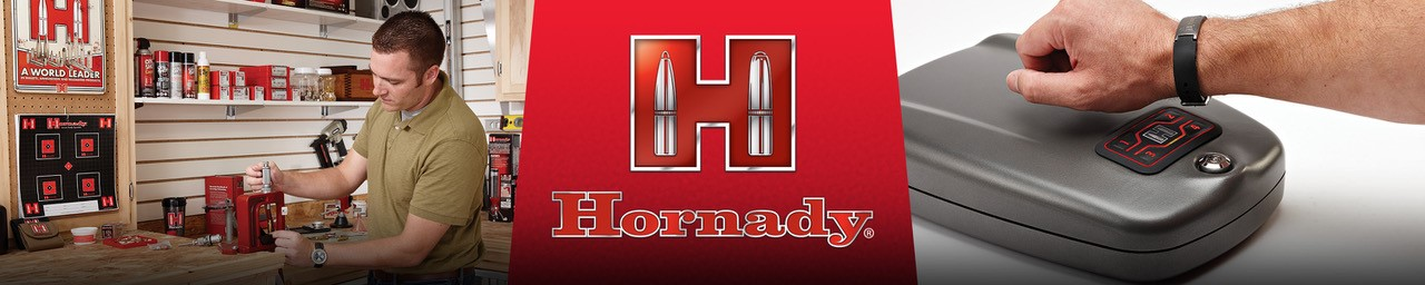 Hornady header