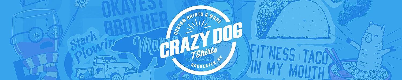Crazy+Dog+T-Shirts image