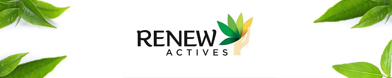 Renew Actives header