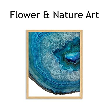 flower & nature wall art