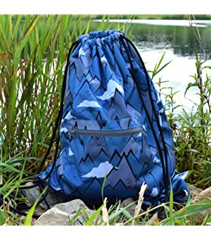 Planet Wise Sport Bags are ideal for kids 88dcad6bf58b2